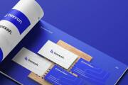 I will create premium brand style and identity 9 - kwork.com