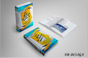 I will do all kind of professional and creative book cover design 14 - kwork.com