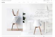 Shopify templates and themes 7 - kwork.com