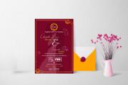 I will do exceptional event flyer or poster design 11 - kwork.com