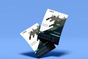 I will design a professional business flyer 10 - kwork.com