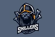 I will design amazing gaming logo for sport, esport, youtube, twitch 17 - kwork.com