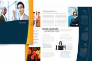 Design professional flyer, brochure 9 - kwork.com