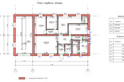 Planning solutions for apartments and houses. Layout, redevelopment 8 - kwork.com