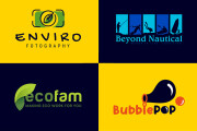 I will design 5 professional business logo design 6 - kwork.com