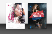 I will design professional quality custom business and event flyer 6 - kwork.com