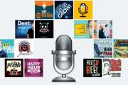 I will design unique podcast cover art in less than 24hours 4 - kwork.com
