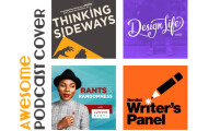 I will design unique podcast cover art in less than 24hours 5 - kwork.com