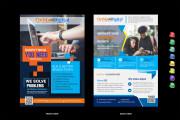Design modern flyer, poster or brochure in 24 hours 6 - kwork.com