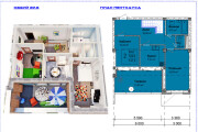 Redevelopment of an apartment 5 - kwork.com