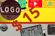 Simply create professional, elegant-unique, and classic LOGO design 6 - kwork.com