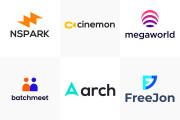 I will create modern, minimalist logo 7 - kwork.com
