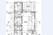 Creative Floor Plan Design of House 2D, 3D Drawings 9 - kwork.com