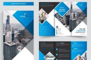 Flyer design 8 - kwork.com