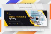 I'll design fb,instagram, pinterest any social media post, ads, banner 5 - kwork.com