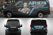 I will design a Premium Quality Vehicle Wrap and Advertising 6 - kwork.com