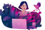 Graphic design logo 6 - kwork.com