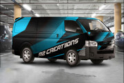 I will design a Premium Quality Vehicle Wrap and Advertising 8 - kwork.com