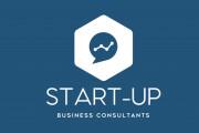 I will make a modern logo for your business 4 - kwork.com