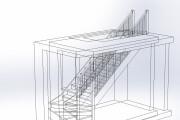 Stair design 8 - kwork.com