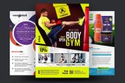 I will create professional and attractive flyers design for you 5 - kwork.com