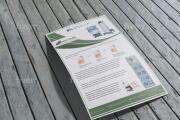 I will create an innovative brochure, poster or flyer design 14 - kwork.com
