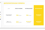 Commercial offer - development and design 23 - kwork.com