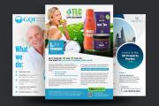 I will create professional and attractive flyers design for you 6 - kwork.com