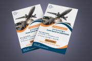 I will design a professional business flyer 11 - kwork.com