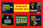 I will design an attractive podcast cover art for you 5 - kwork.com