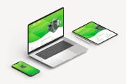 Convert Figma or PSD design to Responsive HTML 11 - kwork.com