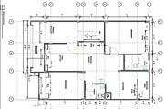 Architecture drawings, Township Layout plans, Residential Floor plans 13 - kwork.com