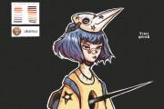 Character design, ART 9 - kwork.com