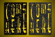 Flyer design 13 - kwork.com
