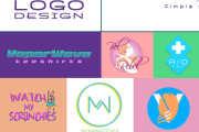 Logo Design for your online shop or project 4 - kwork.com