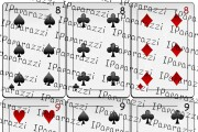 Playing cards with movie characters 10 - kwork.com