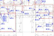 Private house, cottage electrical design 7 - kwork.com