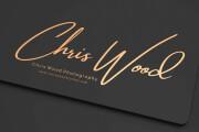 I will create a stunning signature logo 6 - kwork.com