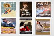 I will Do Book Cover Design, Book Cover Design, Ebook Cover 8 - kwork.com