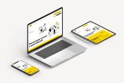 Convert Figma or PSD design to Responsive HTML 13 - kwork.com