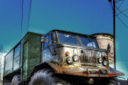 Exclusive Russian cars photos 12 - kwork.com
