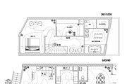 I will Design and Draw Architectural plans for residental projects 3 - kwork.com