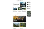 20 incredible Wordpress templates for your personal blog 6 - kwork.com