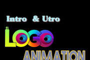 Video Animation, youtube intro and outro 3 - kwork.com