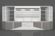 I will design a retail booth or kiosk 11 - kwork.com