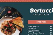 I will do amazing restaurant food menu design 9 - kwork.com