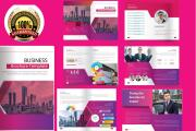 I will design professional brochure design 10 - kwork.com