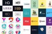 I will do unique impressive logo design for business 6 - kwork.com