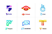 I will create a clean, minimal logo design 6 - kwork.com