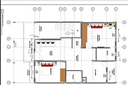 Architecture drawings, Township Layout plans, Residential Floor plans 14 - kwork.com